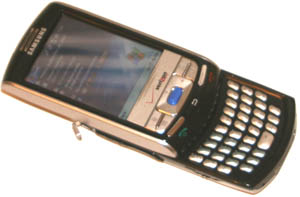 New Samsung SCH-i730 Windows Mobile Phone