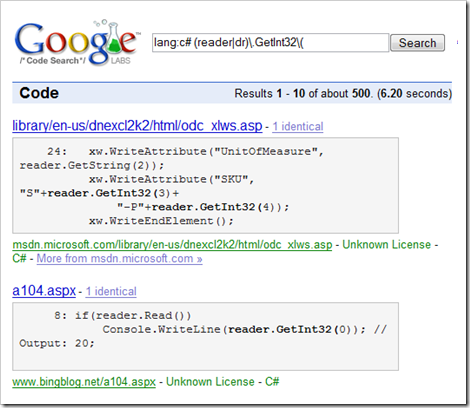 codesearch google